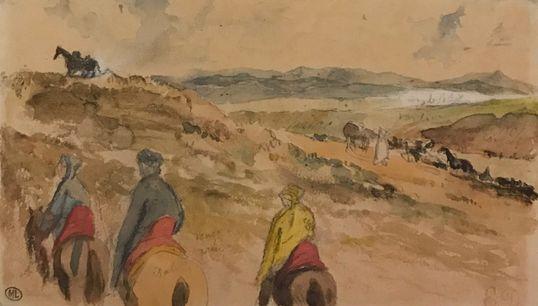 L'exposition sur Delacroix présentée au printemps 2020 au MMVI à