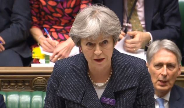 Theresa May recently said: 'It is right we continue to fight the waragainst
