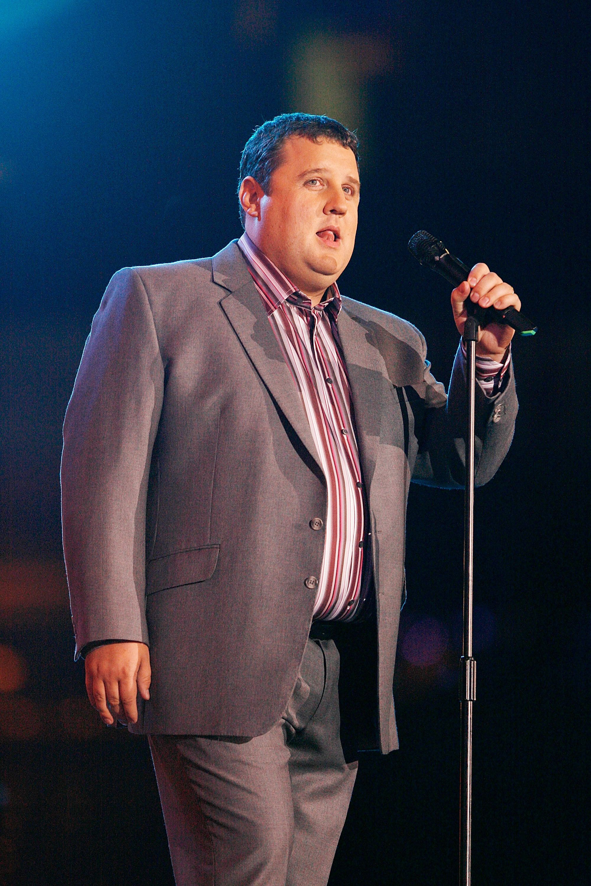 Peter Kay Breaks Months Of Silence To Announce 'Car Share'