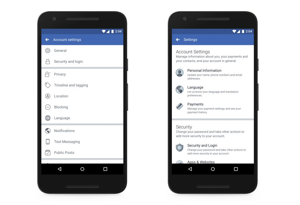 Facebook Has Rolled Out Its New, Easier Privacy