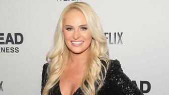 LOS ANGELES, CA - MARCH 20:  TV personality Tomi Lahren attends the God's Not Dead: A Light in Darkness premiere on March 20, 2018 in Los Angeles, California.  (Photo by Jesse Grant/Getty Images for Pure Flix Entertainment )