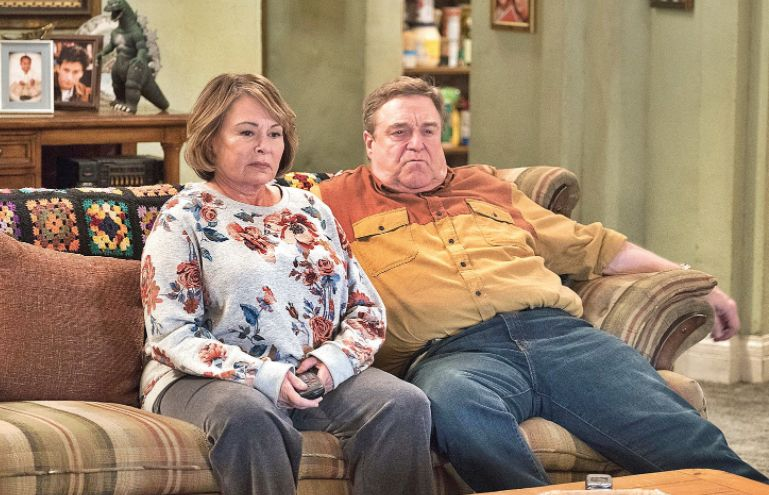 President Trump Called Roseanne Barr to Congratulate Her on Show