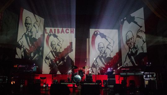 Laibach: Ο καπιταλισμός δεν είναι παρά μια άλλη όψη του νομίσματος του