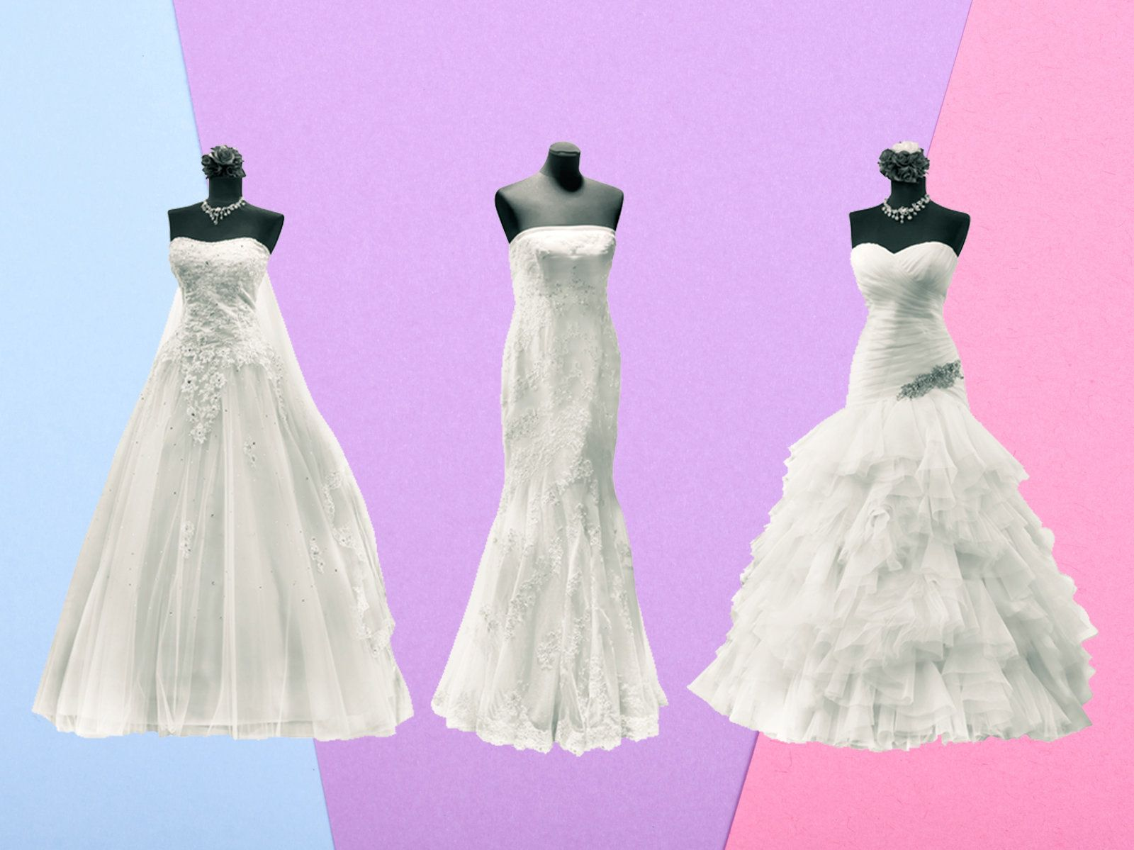 Not The Royal Wedding: Buying 'The Dress' Doesn't Always Go As You'd