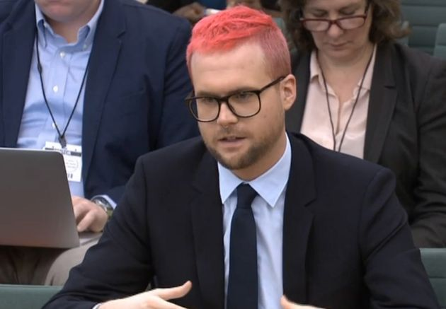 Christopher Wylie: It's Possible Facebook App Could Be Listening To