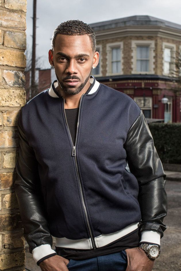 Richard Blackwood is also leaving the BBC