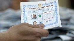 Egypte: Sissi réélu président sans