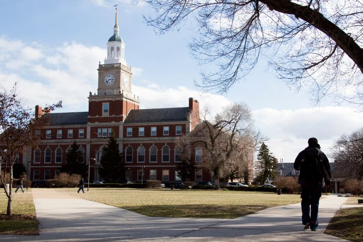 Howard University's president has generally confirmed that financial aid employees misappropriated funds over a period of sev