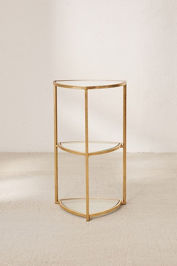 Dalia Triangle Side Table
