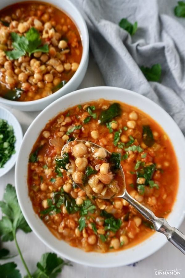 """<strong>Get the <a href=""""https://notenoughcinnamon.com/moroccan-spiced-chickpea-soup-vegan-gluten-free/"""" target=""""_blank"""">Moro"""
