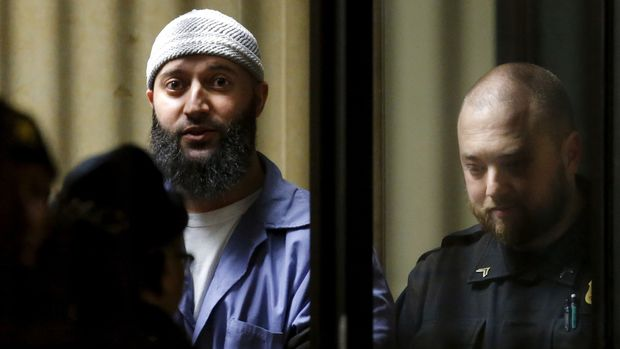 Convicted murderer Adnan Syed leaves the Baltimore City Circuit Courthouse in Baltimore, Maryland February 5, 2016. REUTERS/Carlos Barria/File Photo