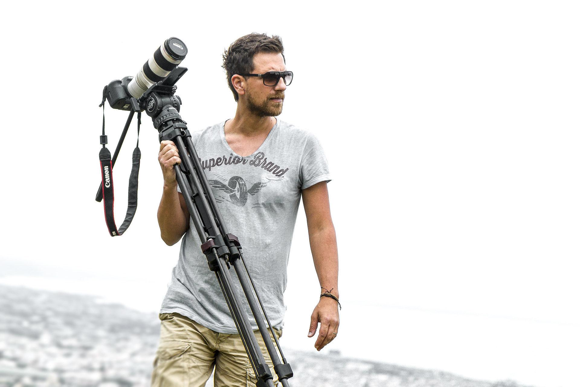 Αλέξανδρος Μαραγκός, ο φωτογράφος της Αθήνας: «H ιδέα υπήρχε εδώ και πολλά χρόνια. Ήθελα να κάνω κάτι για την