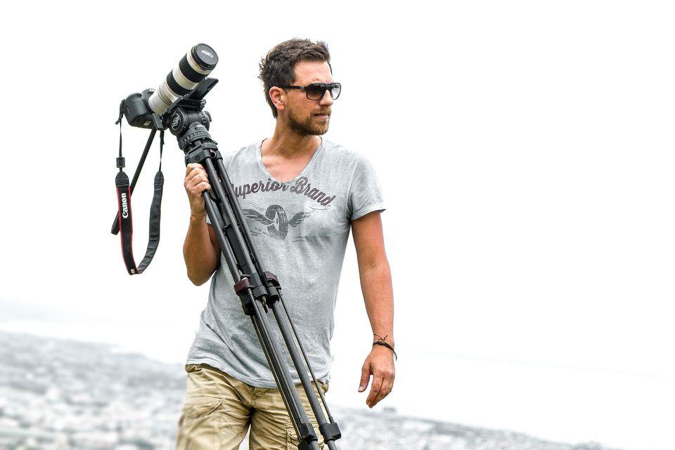 Αλέξανδρος Μαραγκός, ο φωτογράφος της Αθήνας: «H ιδέα υπήρχε εδώ και πολλά χρόνια. Ήθελα να κάνω κάτι...