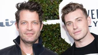 LOS ANGELES, CA - FEBRUARY 20:  Nate Berkus (L) and Jeremiah Brent attend Esquire's Annual Maverick's Of Hollywood on February 20, 2018 in Los Angeles, California.  (Photo by Greg Doherty/Patrick McMullan via Getty Images)
