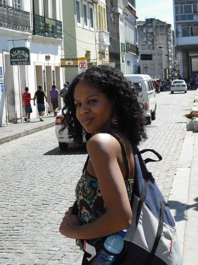 Maria V. Luna in Salvador da Bahia, Brazil, in 2009.