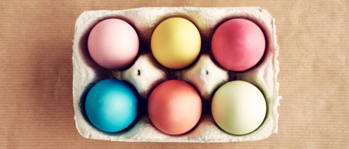 Can You Eat Dyed Easter Eggs Huffpost Life