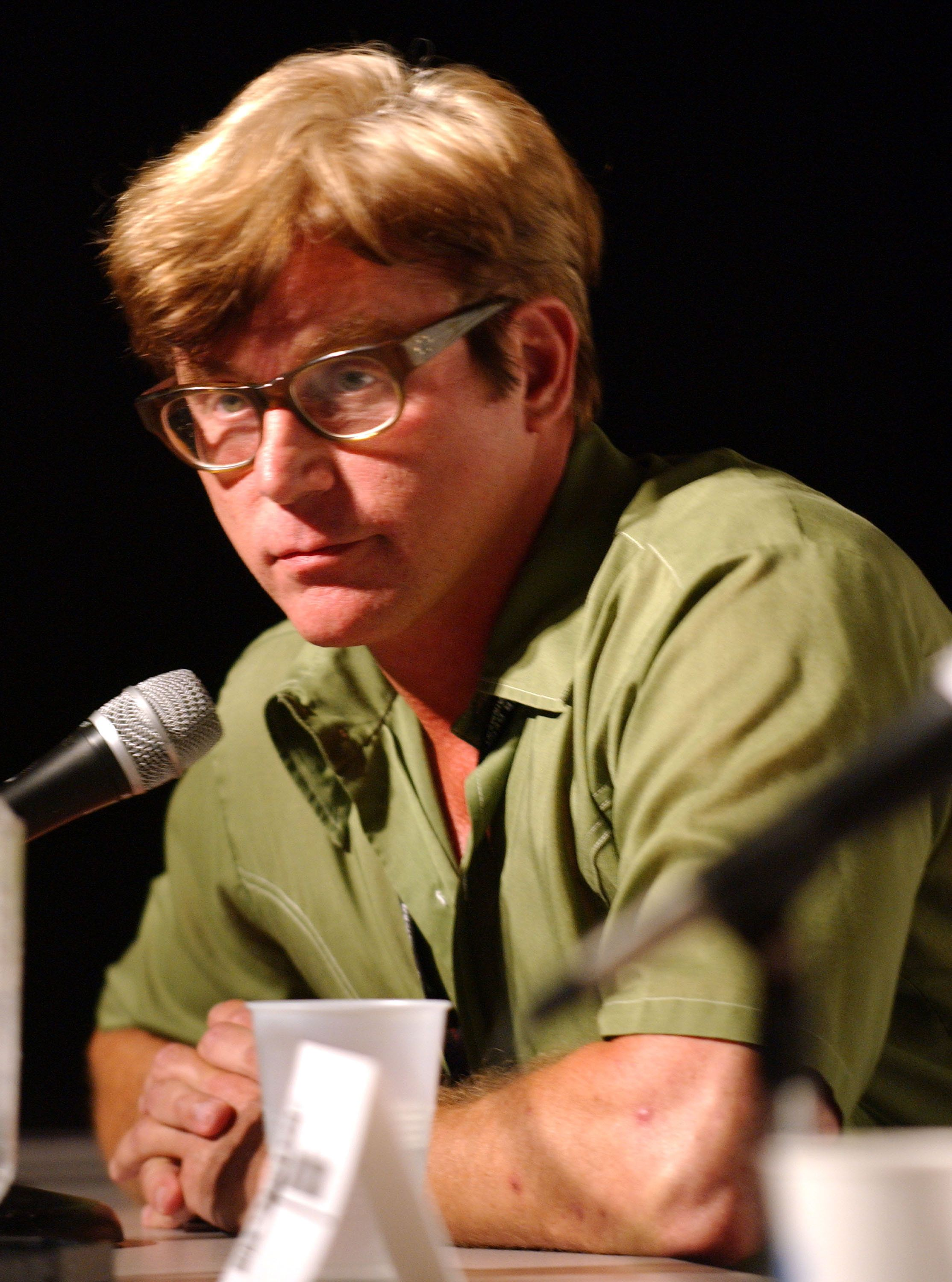 John Kricfalusi at the San Diego Convention Center in San Diego, CA (Photo by Albert L. Ortega/WireImage)
