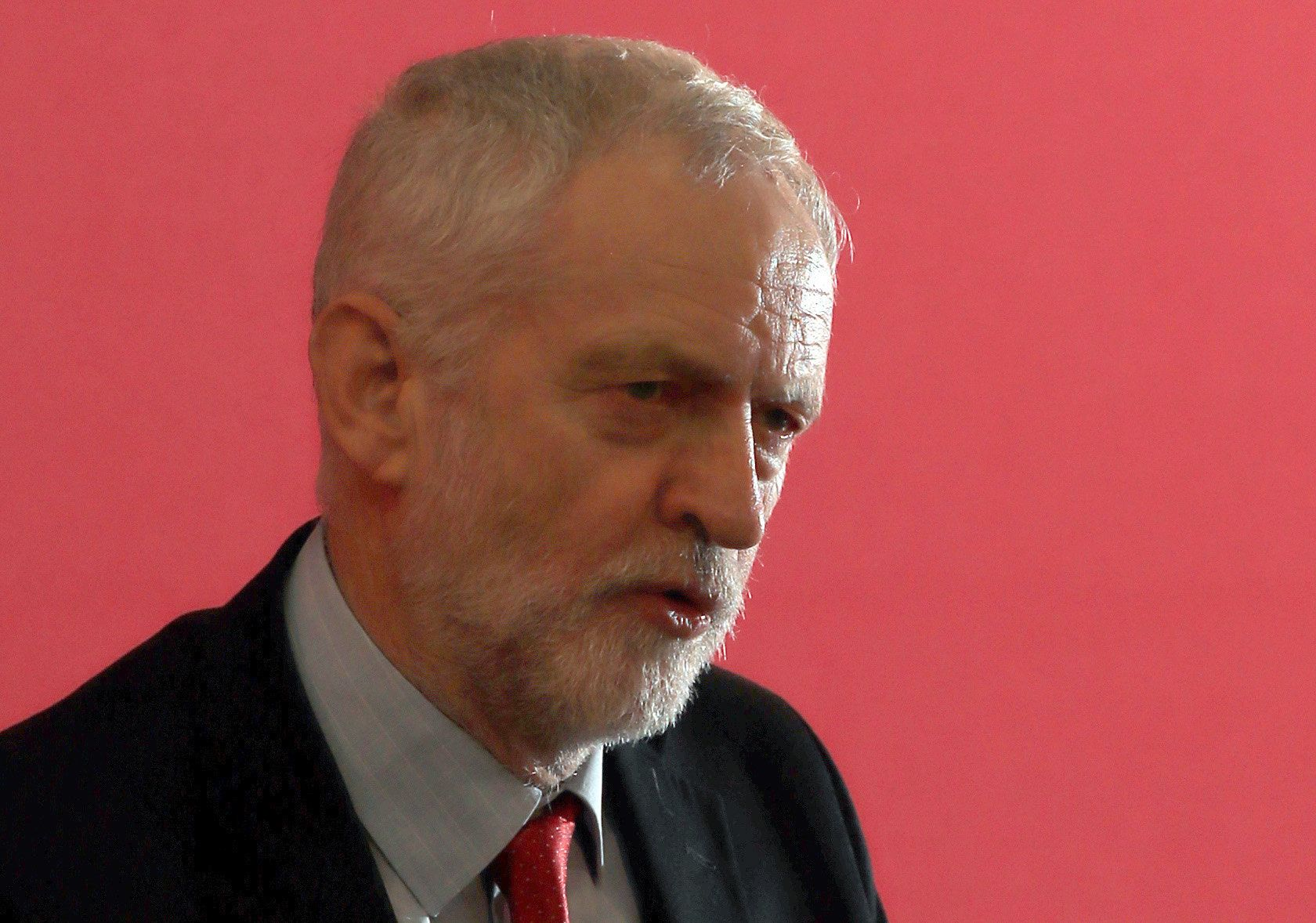 Labour leader Corbyn slammed for spending Passover with anti-Israel group