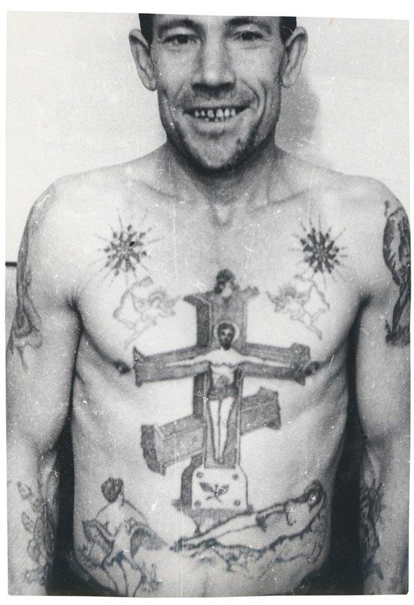 Τα τατουάζ των εγκληματιών των Ρωσικών φυλακών: Η σημειολογία, η ερμηνεία και η ιστορία