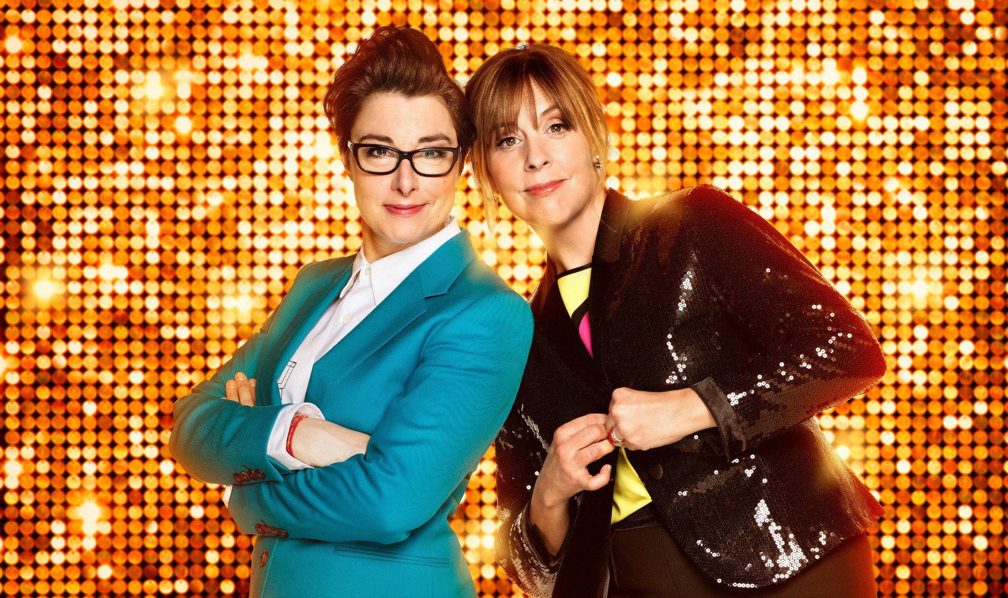 BBC Responds To Claims Canned Laughter Used On Mel And Sue's 'Generation Game'