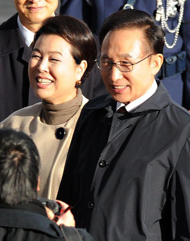 김윤옥씨가 검찰조사를 거부한