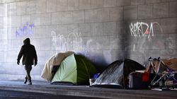 Überleben auf der Straße: Eine kleine Box aus Stuttgart kann eines der schlimmsten Probleme von Obdachlosen