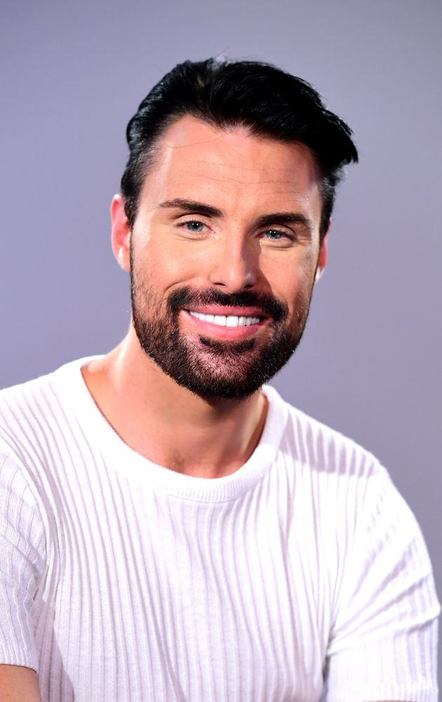 Rylan Clark-Neal has joined the Eurovision presenting