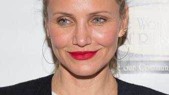 RIDGEWOOD, NEW JERSEY - APRIL 07:  Cameron Diaz Visits the Woman's Club of Ridgewood on April 7, 2016 in Ridgewood, New Jersey.  (Photo by Dave Kotinsky/Getty Images)