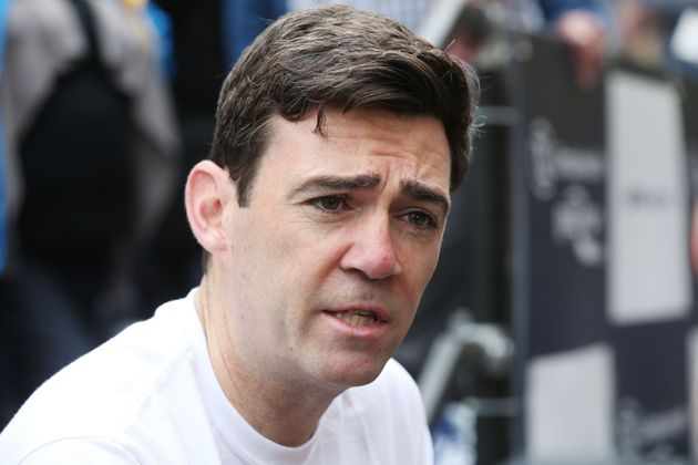 Andy Burnham has written an open letter to Greater Manchester's