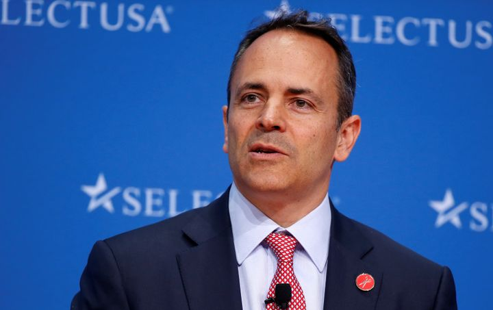 Kentucky Gov. Matt Bevin (R) has made overhauling the state pension system a priority since taking office in 2015. But his pr