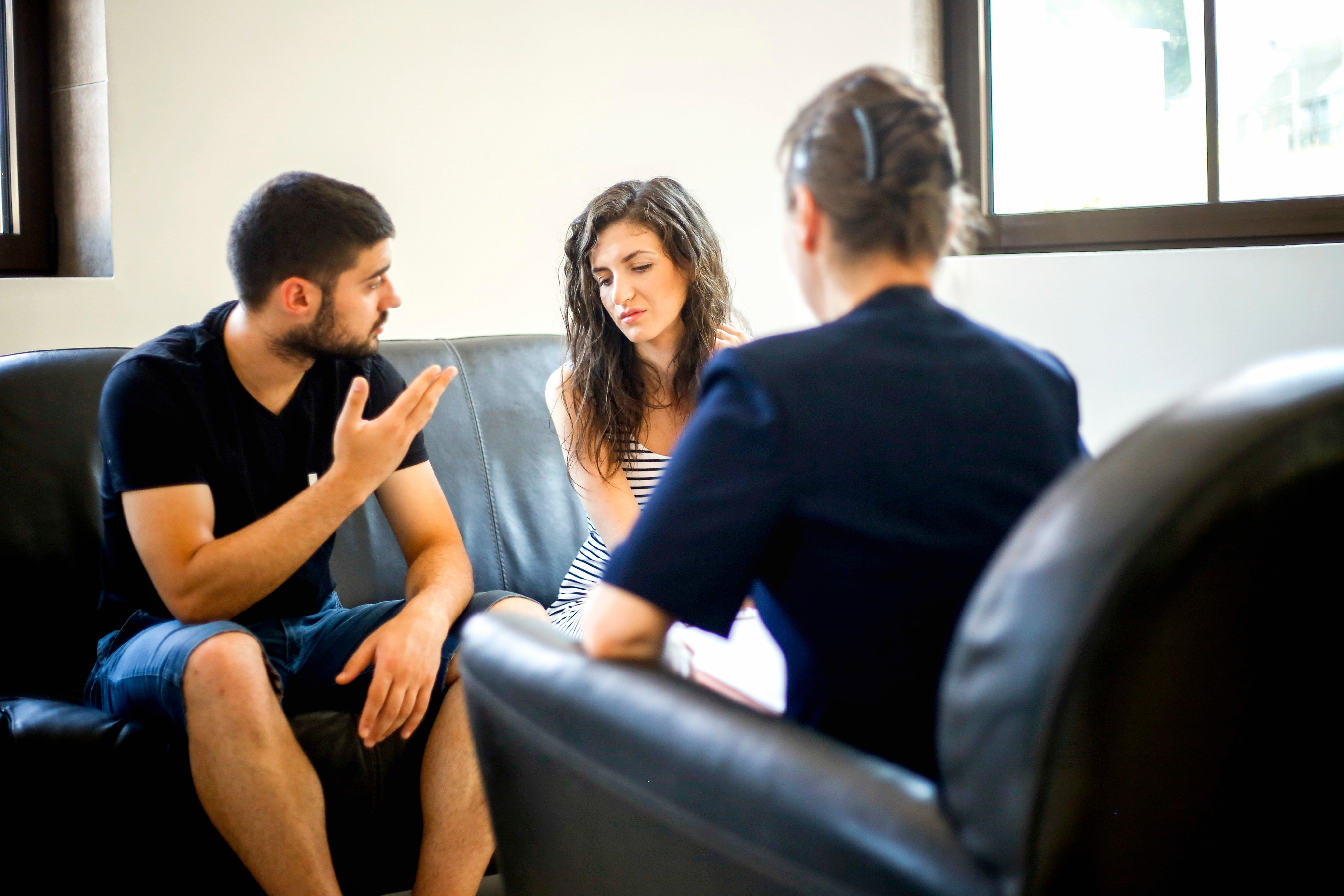 Fear of commitment after divorce