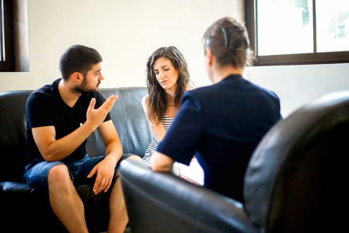 Do Couples Therapists Ever Suggest Divorce? | HuffPost Life