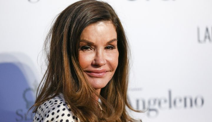 Model Janice Dickinson attends an event on May 1, 2017, in West Hollywood, California. Prosecutors in Bill Cosby's sexual ass