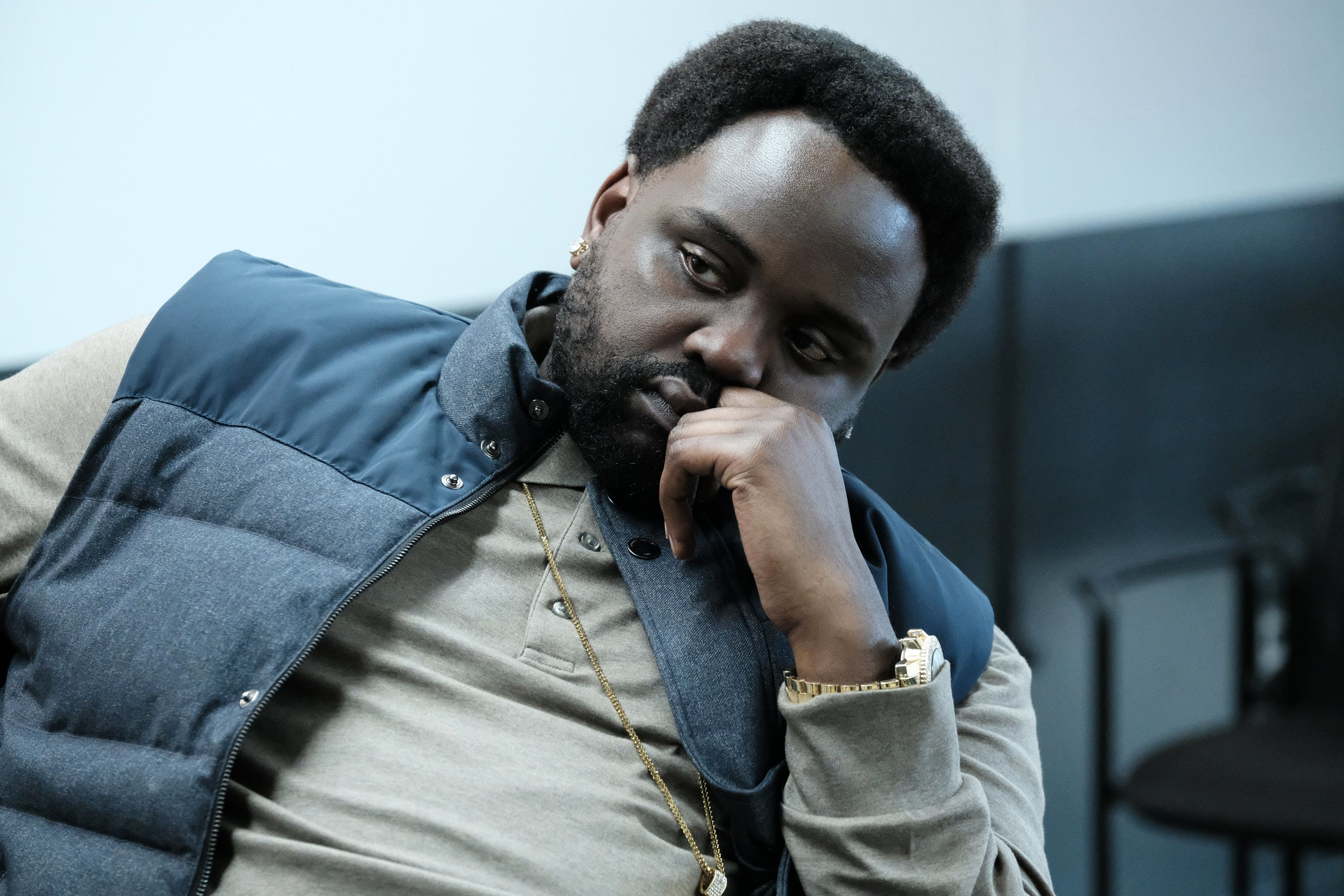 "ATLANTA Robbin' Season -- ""Barbershop"" -- Season Two, Episode 5 (Airs Thursday, March 29, 10:00 p.m. e/p) Pictured: Brian Tyree Henry as Alfred Miles. CR: Guy D'Alema/FX"
