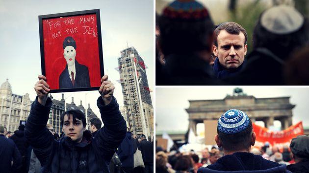 Antisemitismus bleibt in Großbritannien, Frankreich und Deutschland ein gesellschaftliches