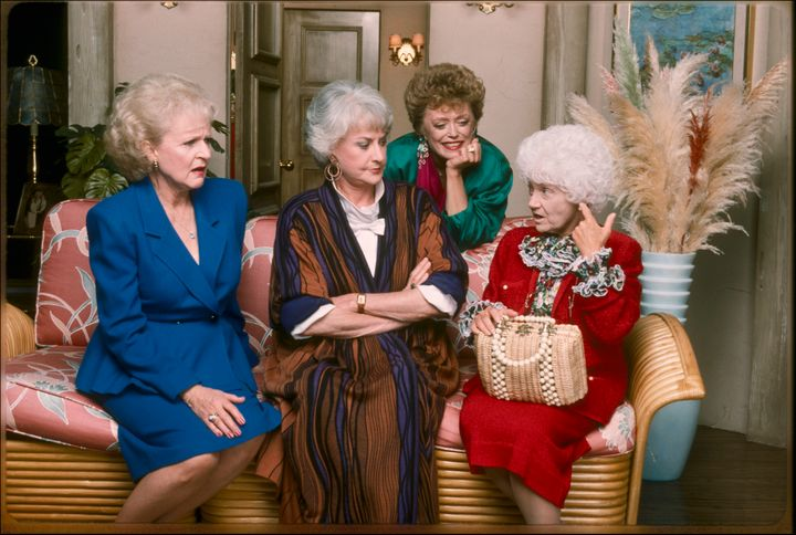 "The original ""The Golden Girls"" aired from 1985 to 1992."