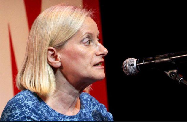 NEC member Christine Shawcroft.
