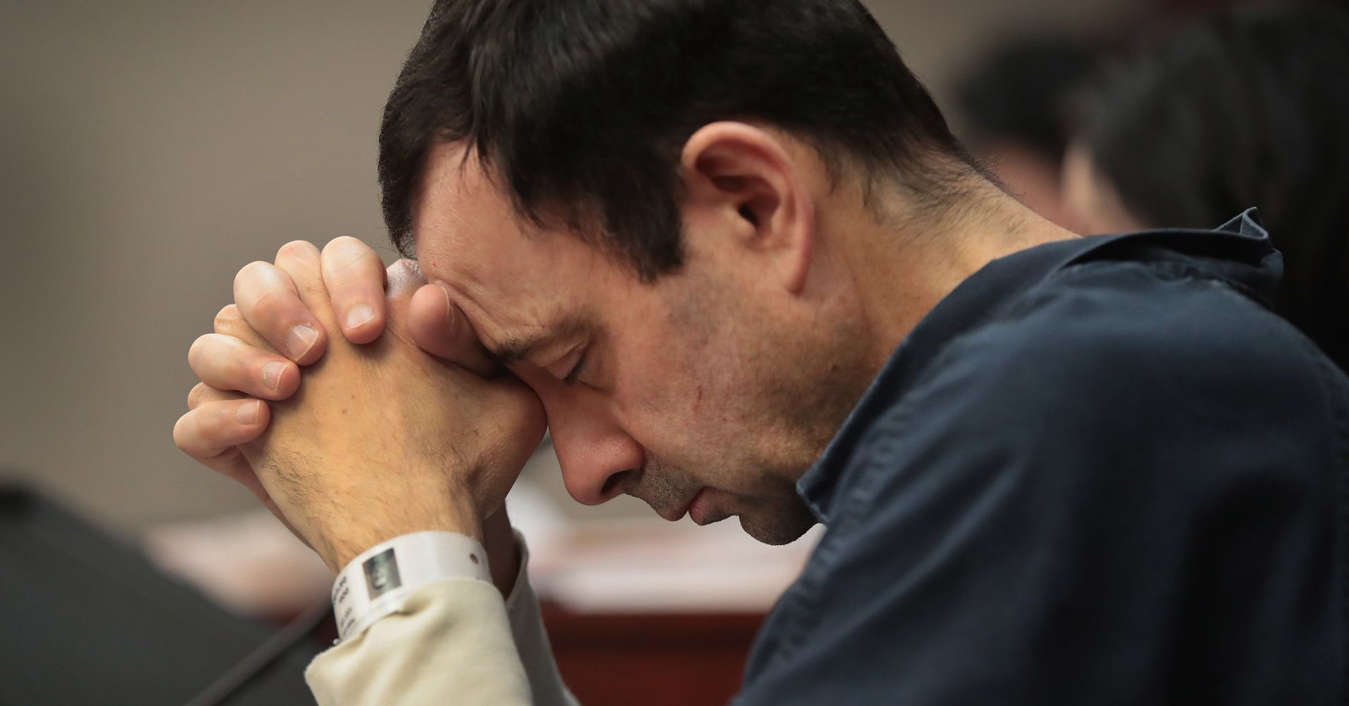 Larry Nassar Survivors Feel 'Violated All Over Again' After MSU Surveillance