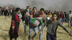 Gaza: 15 Palestiniens tués par Israël et plus de 1400