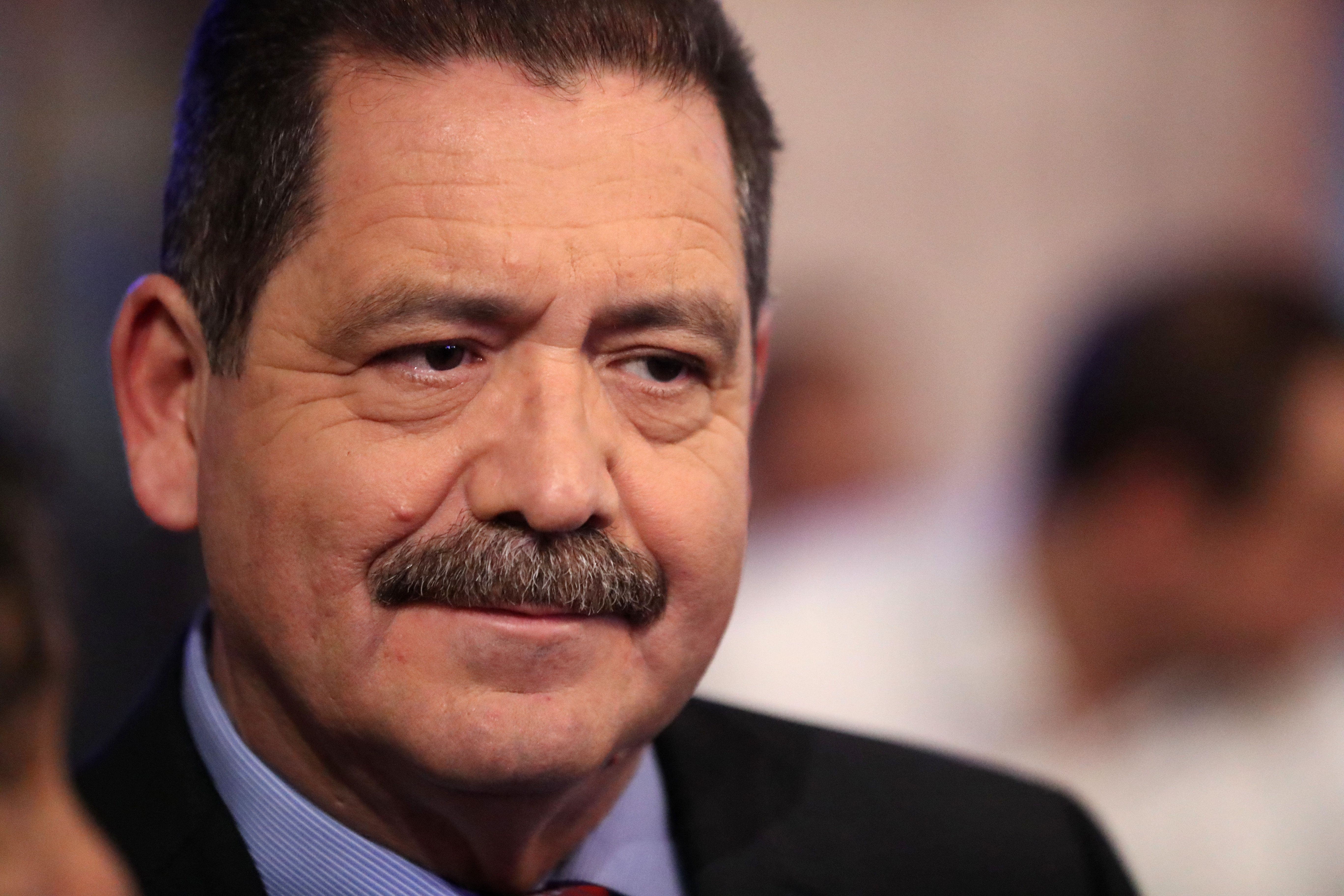 "Jesús ""Chuy"" García won the Democratic primary for Illinois' 4th Congressional District on March 20."