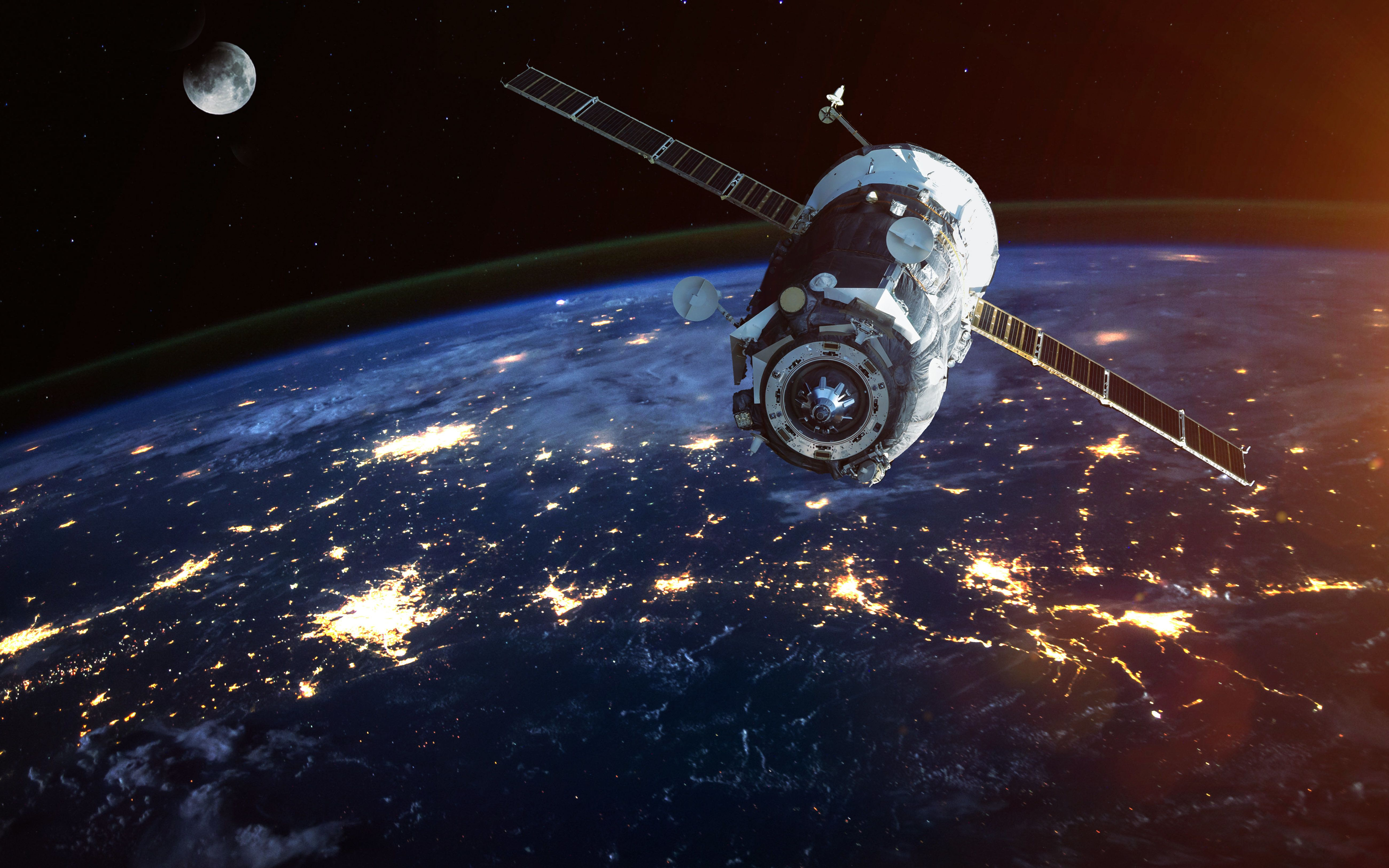 La station chinoise Tiangong-1 retombe sur Terre (mais pas de quoi