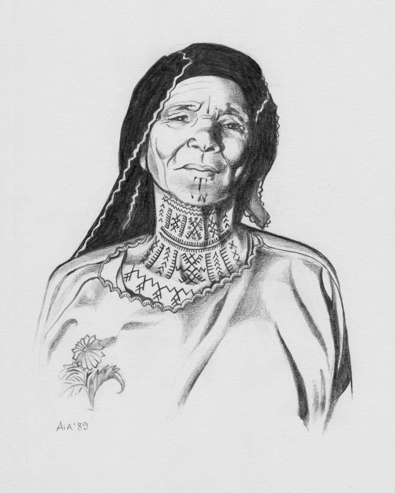"""""""Berber Tattooing"""", voyage au pays des femmes tatouées du Moyen Atlas"""