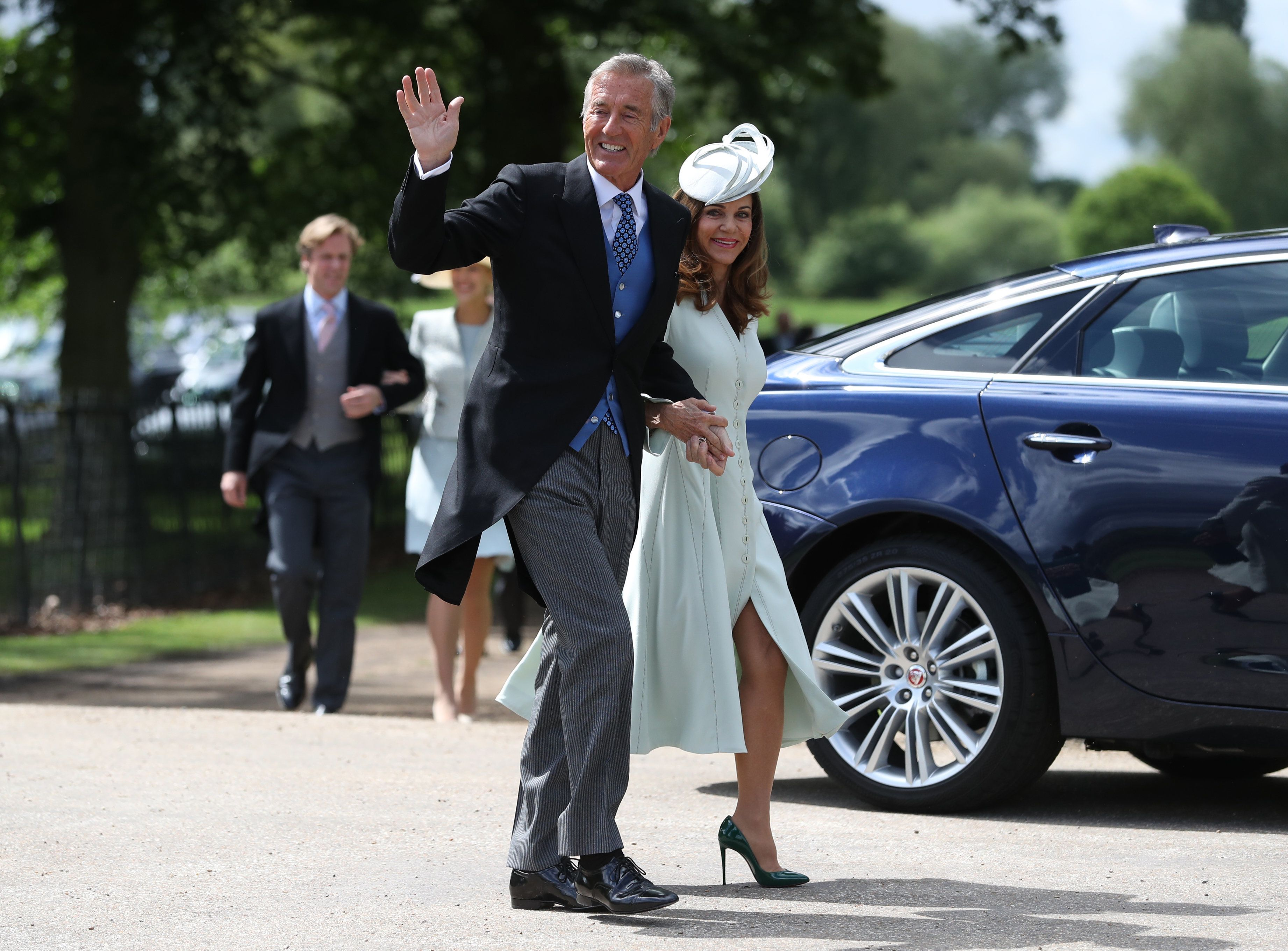 Pippa Middleton's Father-In-Law Investigated For Alleged Child Rape