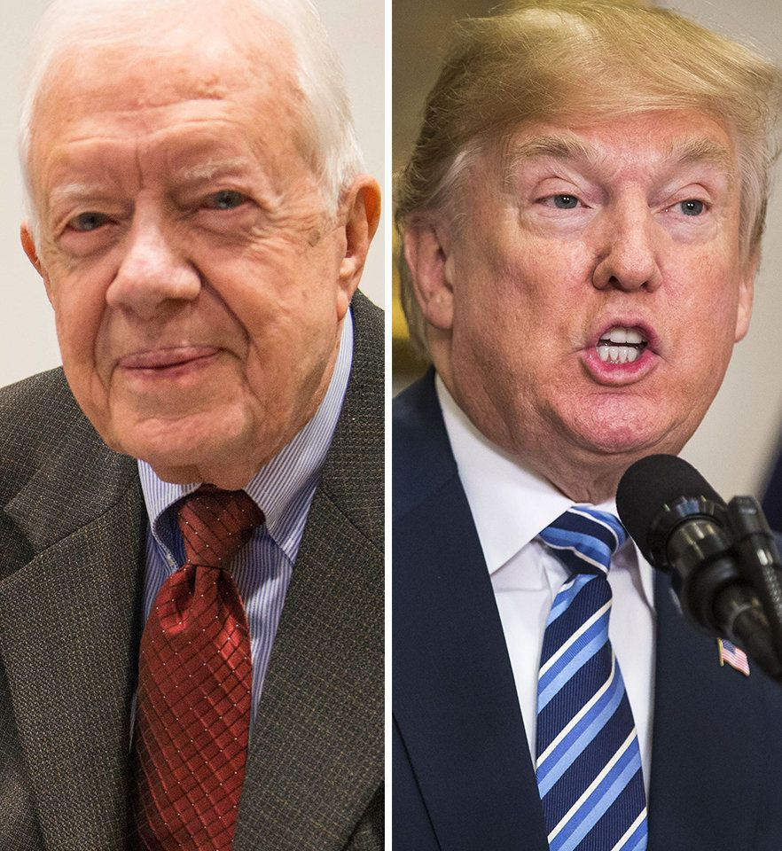 Jimmy Carter Zings Donald Trump: Apparently, America Wants A Jerk For President