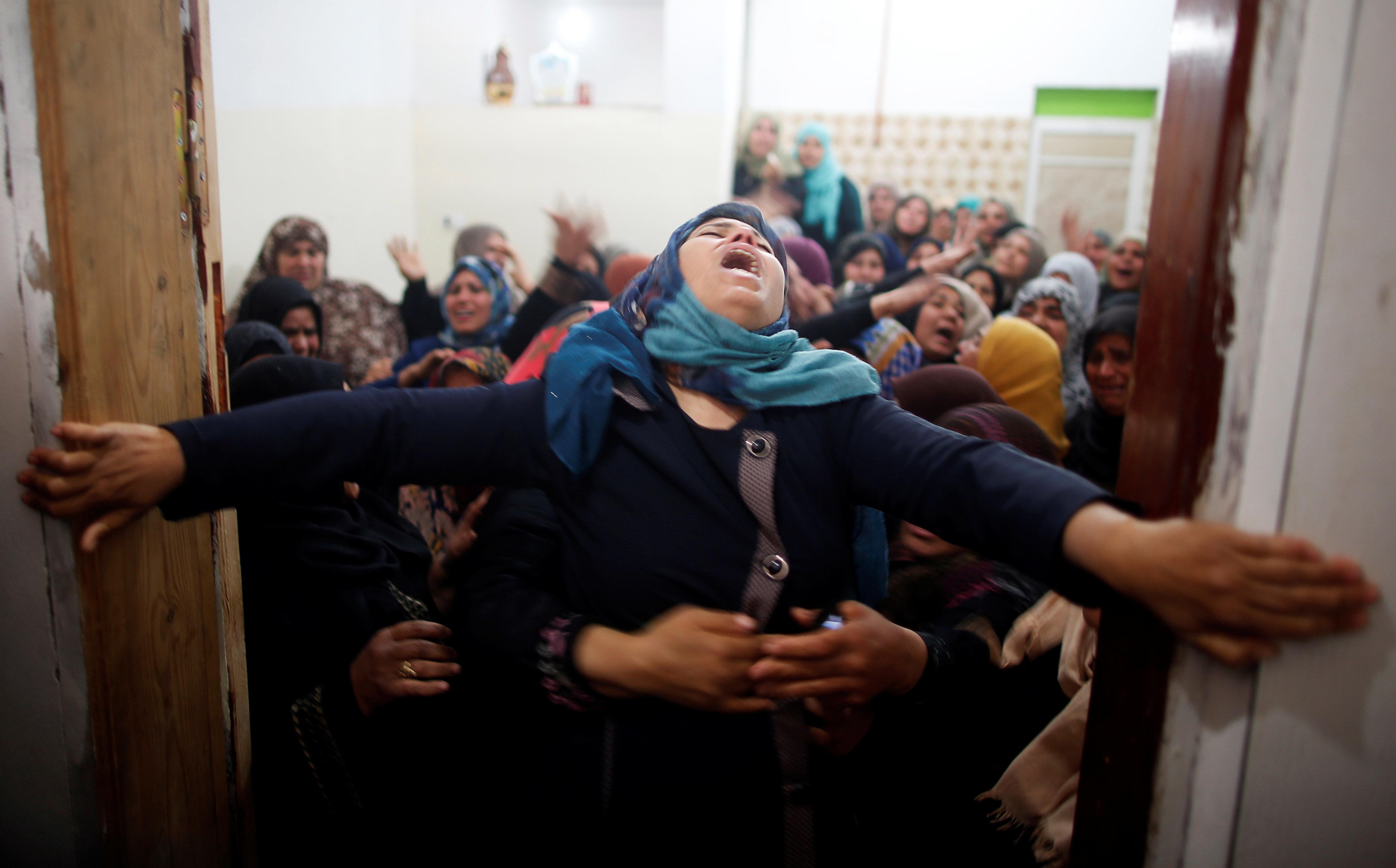 Gaza: un 17e Palestinien décède après avoir été blessé vendredi