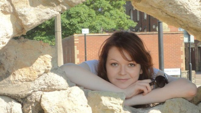 United Kingdom  accuses Russian Federation  of spying on Sergei and Yulia Skripal since 2013