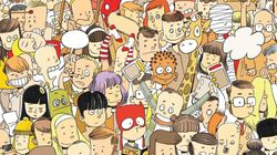 Comicdom Con με Moomins στις 20, 21 & 22 Απριλίου