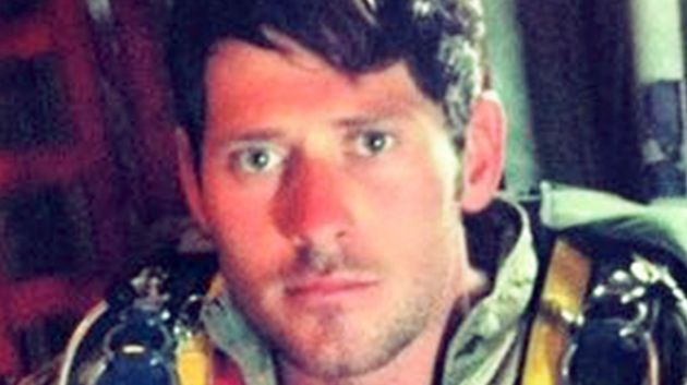 Sergeant Matt Tonroe was killed in a bomb blast in