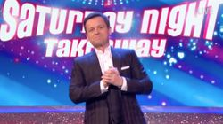 Declan Donnelly Can Breathe A Sigh Of Relief, As His 'Takeaway' Solo Debut Was A Ratings Hit