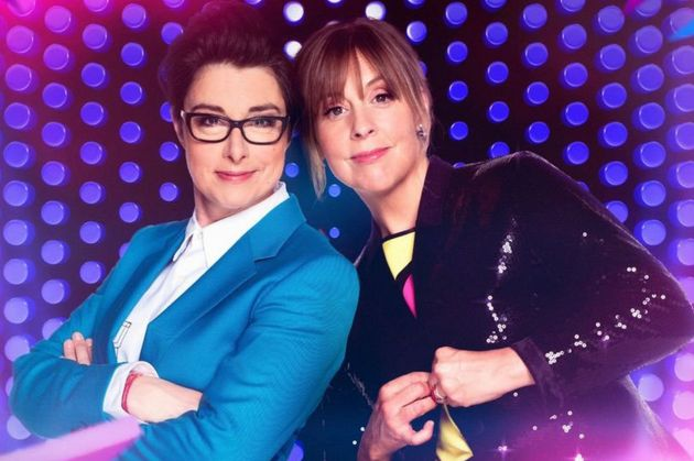 Mel and Sue's reboot received mixed reviews from viewers and